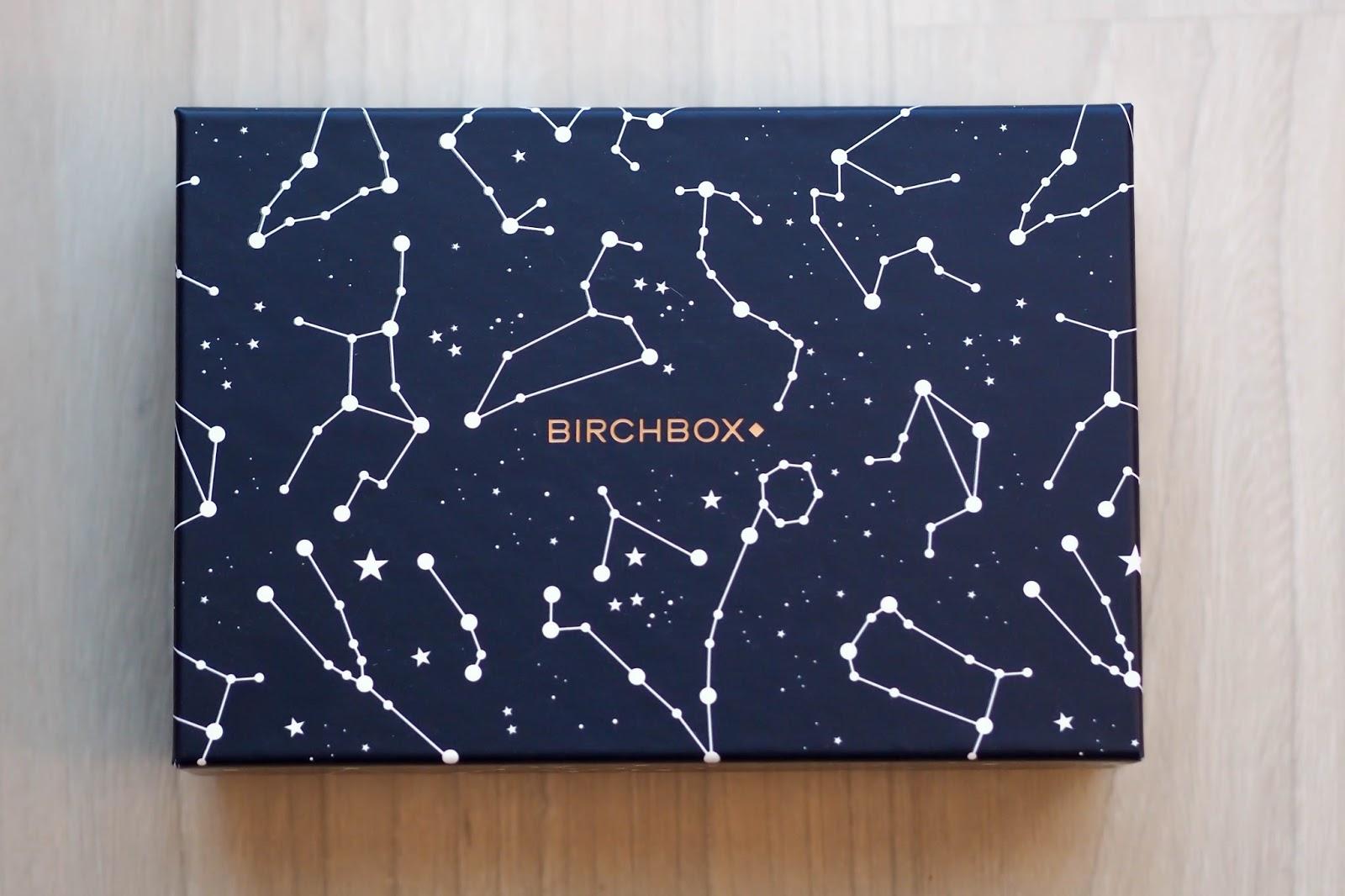 Beauté: Birchbox juillet (spoiler)