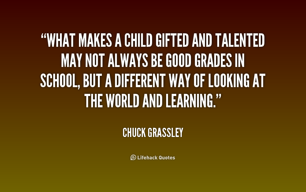 education of gifted children through the americas gifted talented programs Gifted and talented students and those with high abilities need gifted education programs that will challenge them in regular classroom settings and enrichment and accelerated programs to enable them to make continuous progress in school.