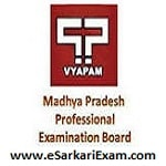 MPPEB Group 2 Sub Group 3 Admit Card