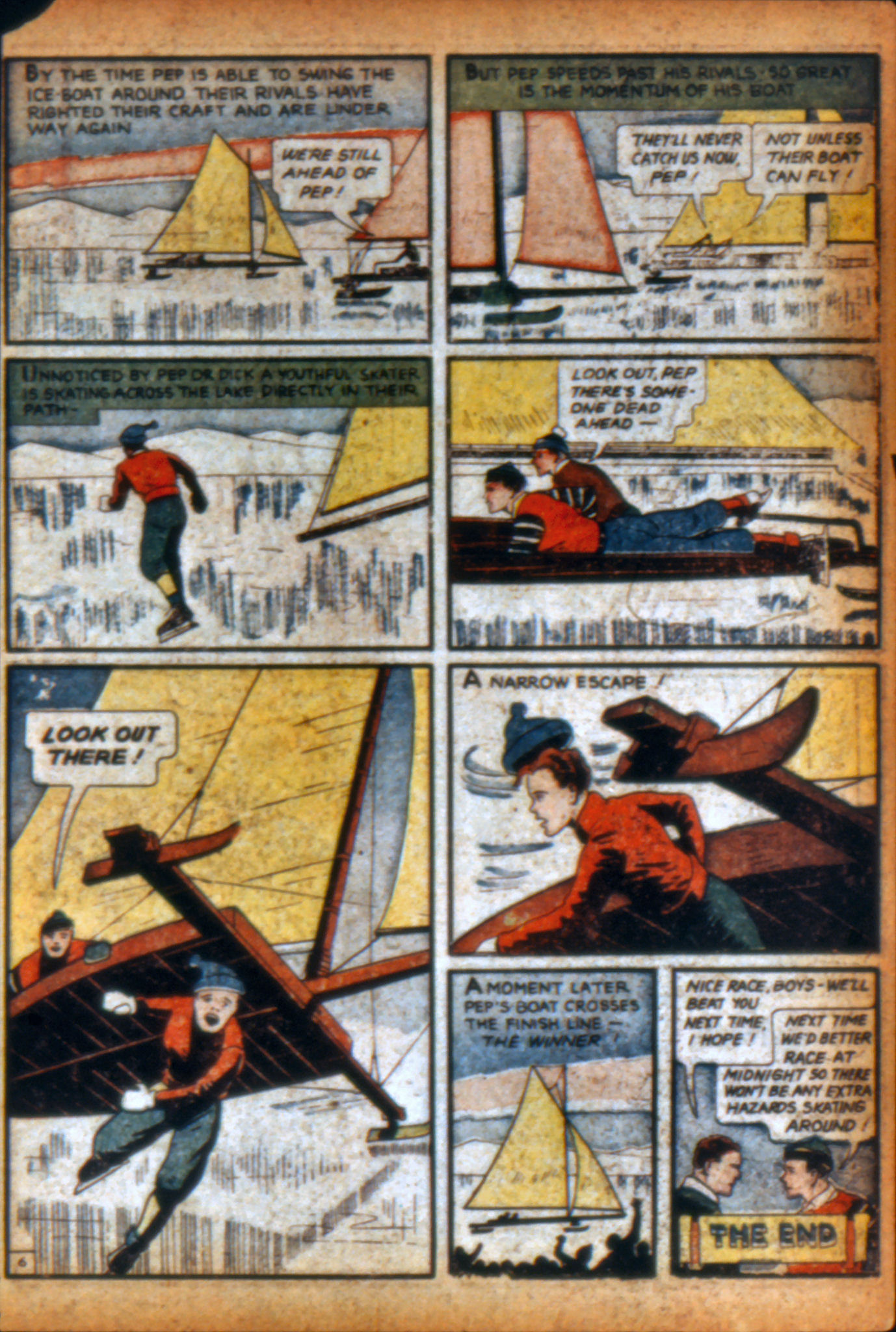 Read online Action Comics (1938) comic -  Issue #9 - 28