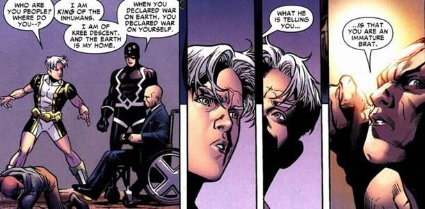 Mengenal Avengers Illuminati, Kelompok Para Tokoh Elit di Marvel Universe