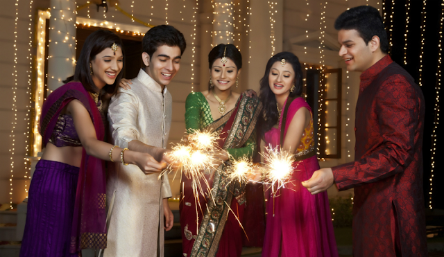 Diwali is celebrated