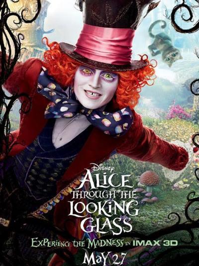 Alice in Wonderland 2 2016 HDRip 720p