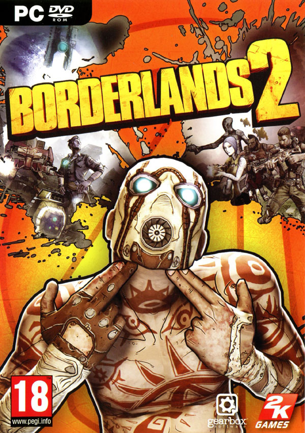 Borderlands 2 Download Cover Free Game