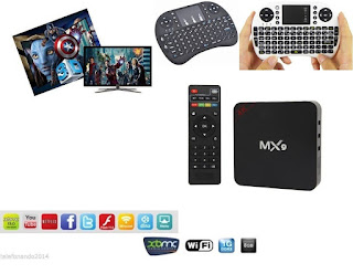 box android MX9