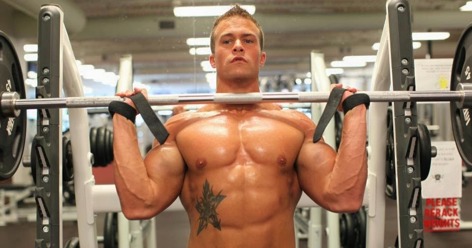 Bodybuilding with steroids