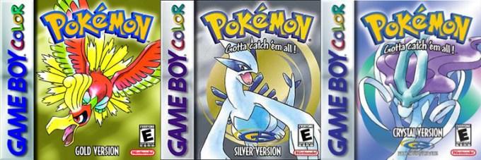 Pokémon Cristal también podría lanzarse en la consola virtual según archivos