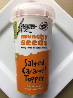 Munchy Seeds Salted Caramel Topper