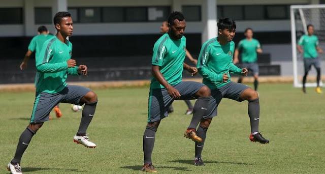 Persiapan Asian Games, Timnas Indonesia Akan Uji Coba Lawan Singapura