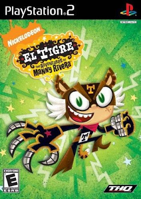 El Tigre: The Adventures of Manny Rivera (PS2) 2008