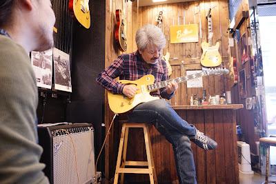 稲葉政裕 ブルーノギターズ TN-295