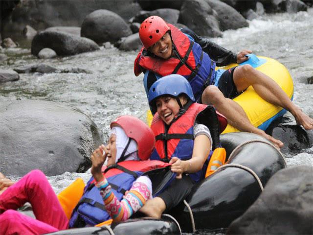 River Tubing Kali Paingan