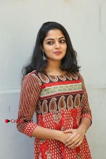 Telugu Actress Nikhila Vimal Latest Stills in Anarkali Dress  0057.JPG
