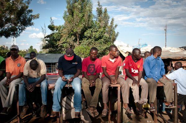Nairobi youths