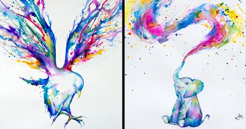 00-Marc-Allante-Wild-Animal-Paintings-with-a-Splash-of-Color-www-designstack-co