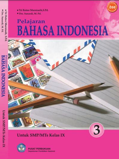 Download Buku Siswa KTSP SMP dan MTs Pelajaran Bahasa Indonesia