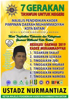Ketua Majelis Pendidikan Kader Muhammadiyah Nilai Kasus Pengeroyokan Jukir Sei Panas Sama Dengan Aksi Terorisme