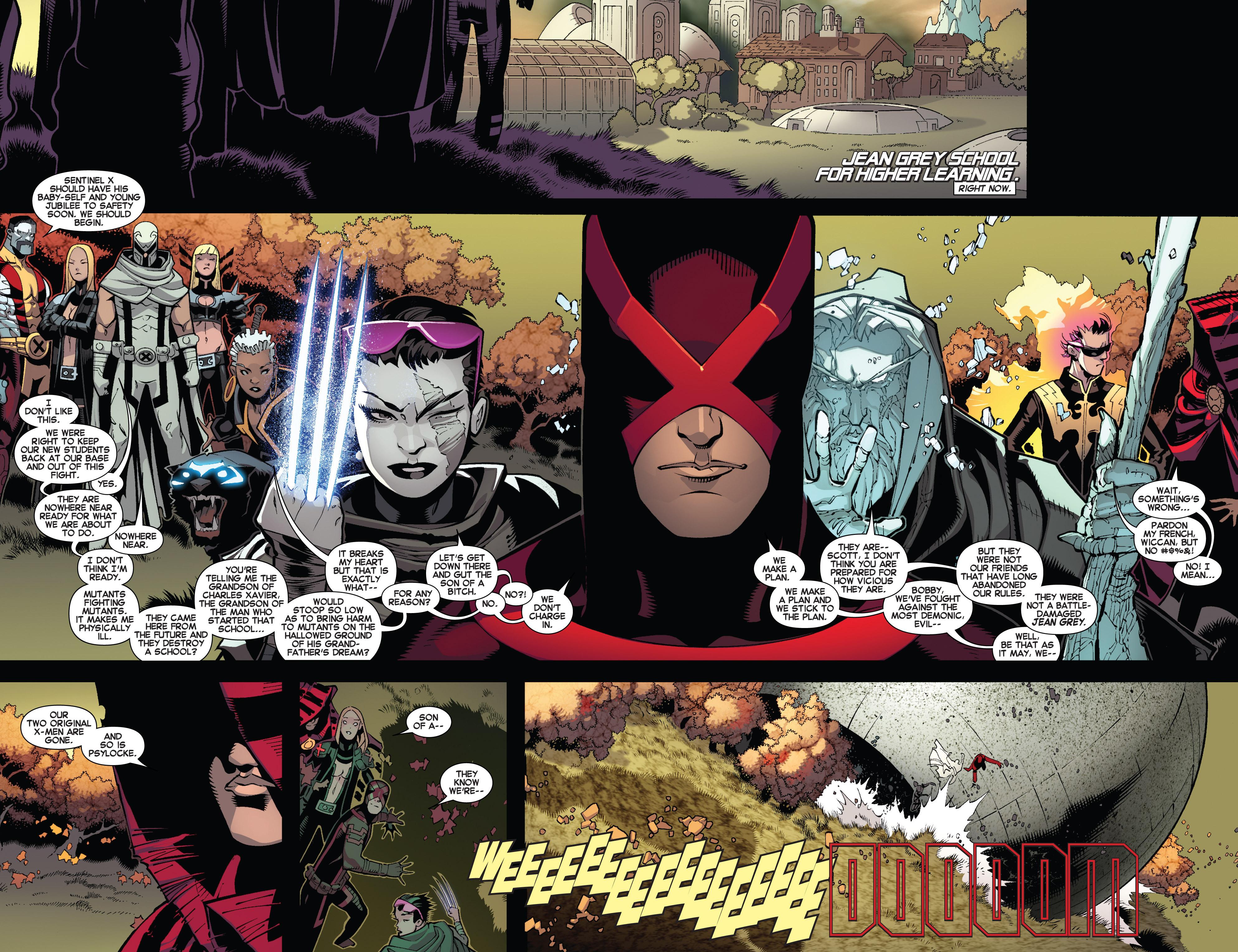 Read online Uncanny X-Men (2013) comic -  Issue #13 - 3