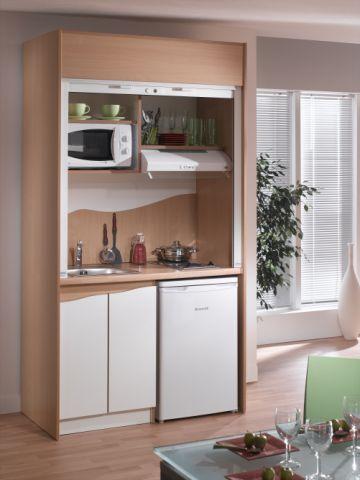 Mini Kitchen Armoire