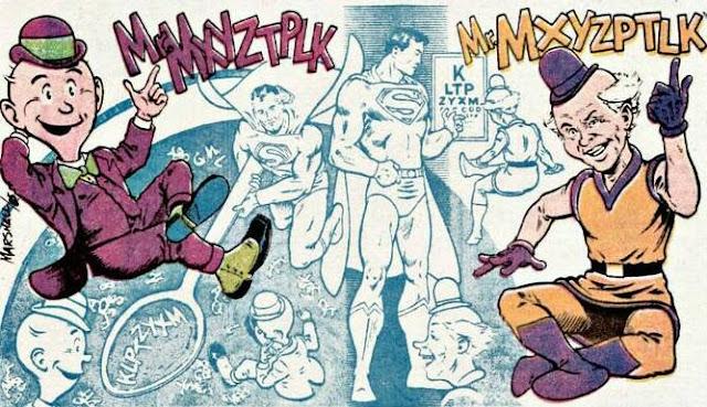 siapa mxyzpltk dc comics adalah