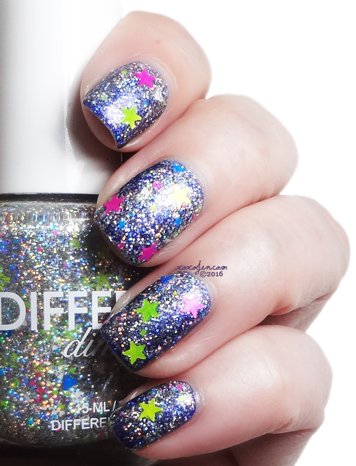 xoxoJen's swatch of Different Dimension StarGazer