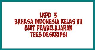 LKPD Terbaru Bahasa Indonesia