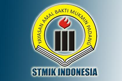 Pendaftaran Mahasiswa Baru STMIK Indonesia Padang 2021-2022