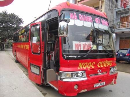 Số điện thoại xe khách chất lượng cao Hà Nội Hà Giang