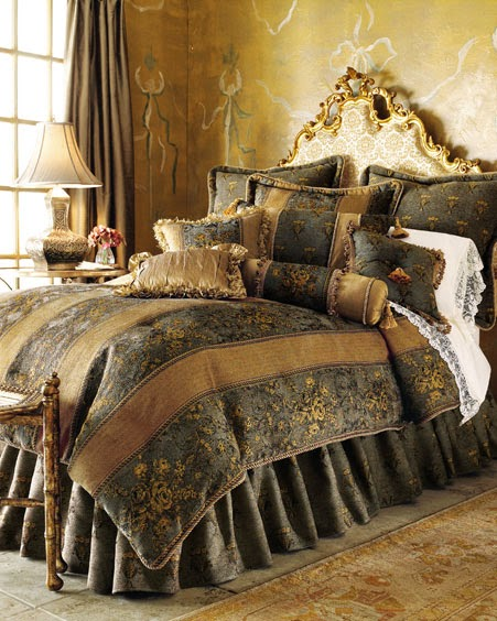 10 Design Ideas For Warm Bedding For Your Bedroom 6