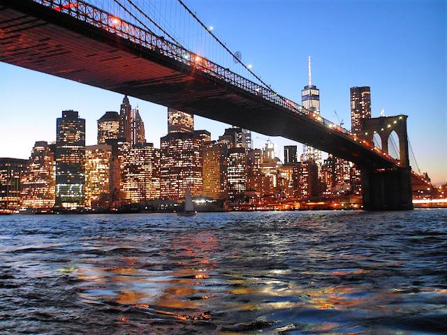 alla hjärtans dag i New York