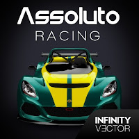 Simulador ASSOLUTO RACING para Androidtv