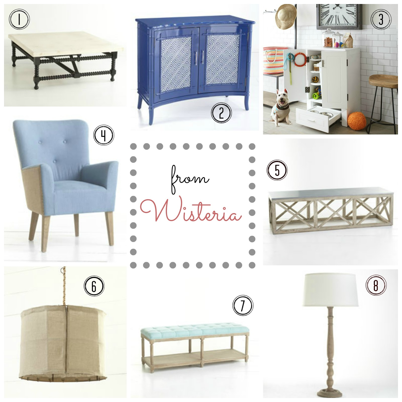 Home With Baxter: Spring Catalog Shopping