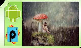 edit foto manipulasi picsart