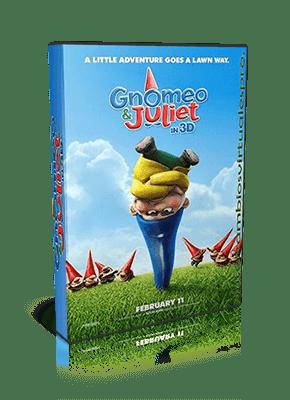 Descargar Gnomeo y Julieta