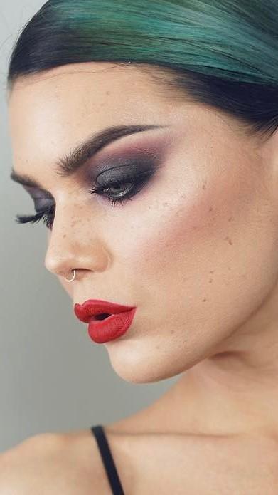 cute makeup idea