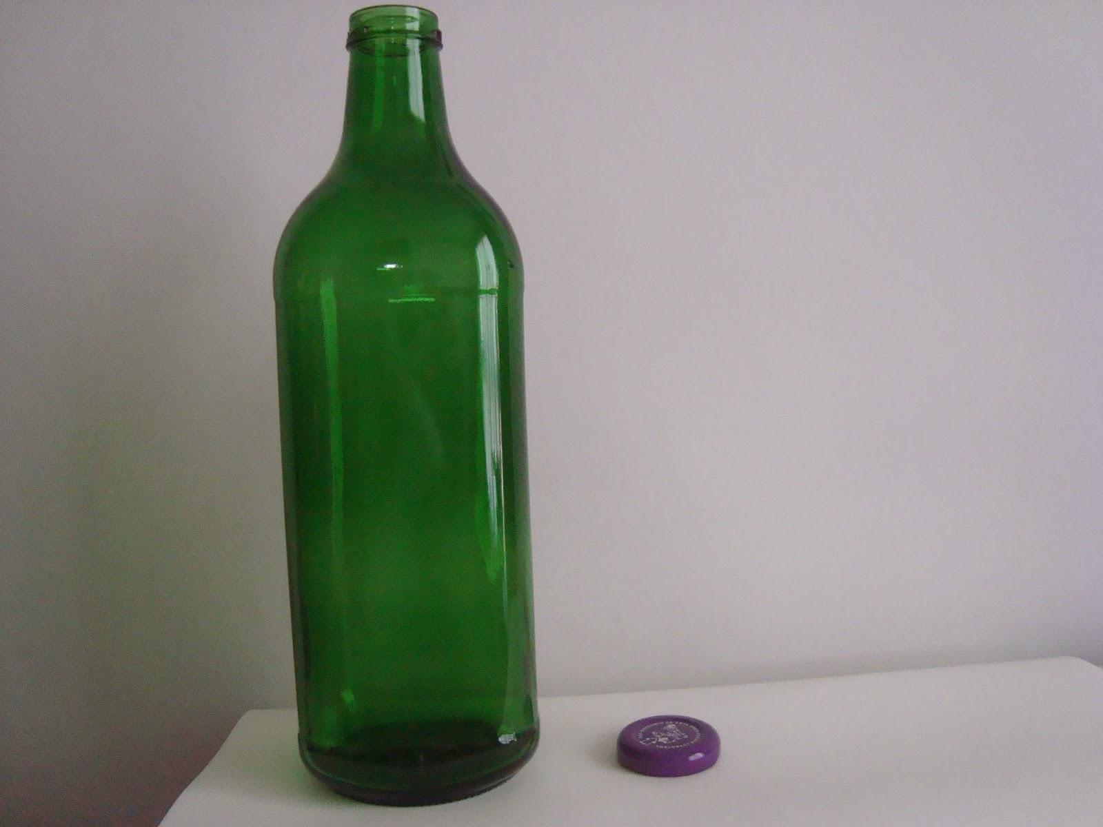 1 garrafa de suco de uva Primer