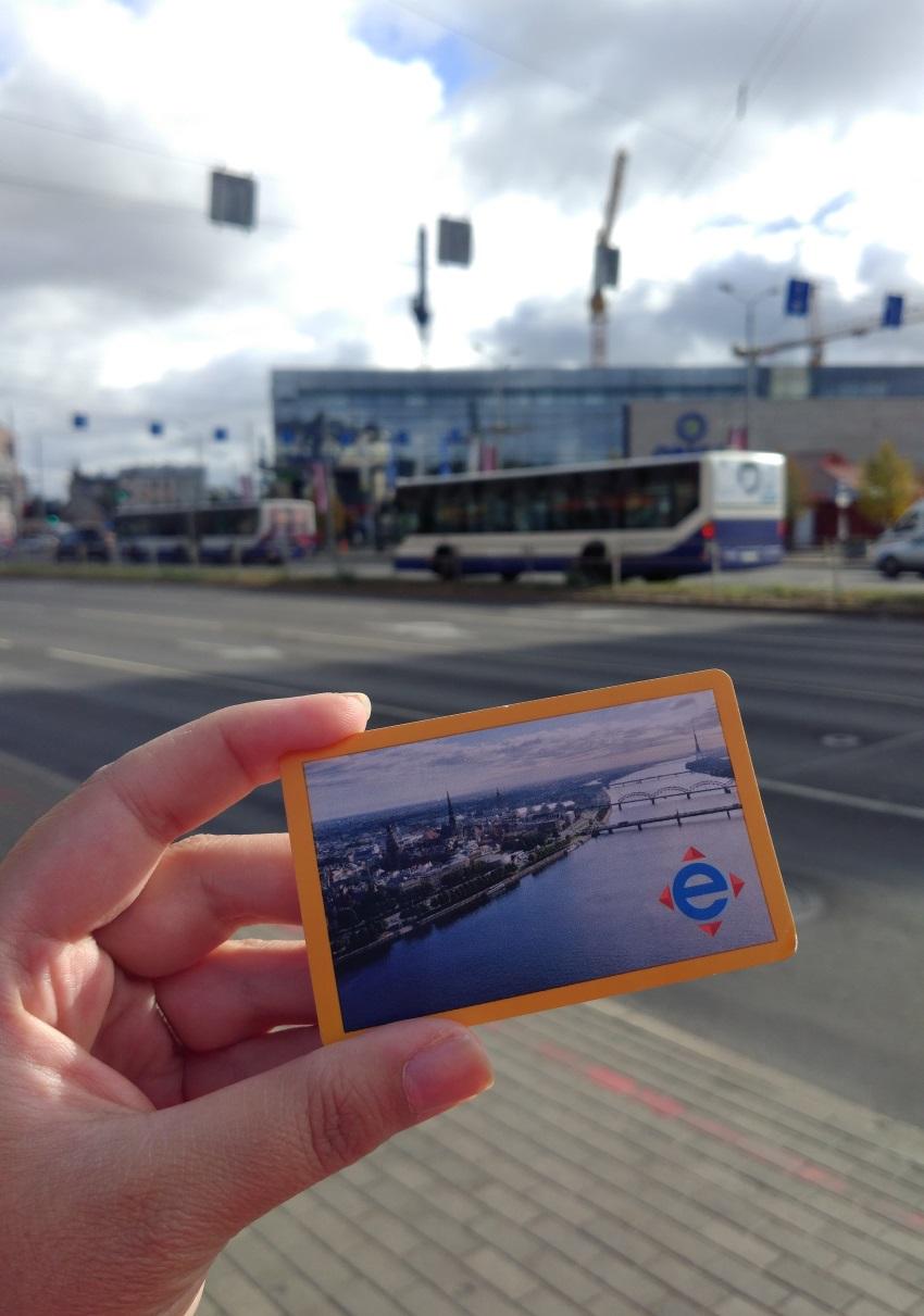 Tipps Riga Altstadt Transport