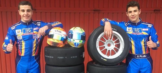 El nombre de Fernando Alonso desembarca en la Fórmula 4 española a través de FA Racing
