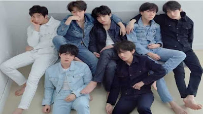 BTS to Present at the 2019 Grammy Awards