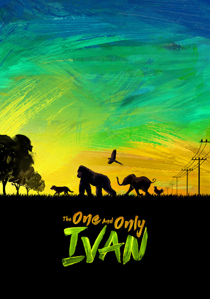 The One and Only Ivan (2020) Full Movie [English-DD5.1] 720p HDRip ESubs Download