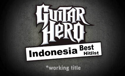 Guitar Hero Indonesia Best Hit list
