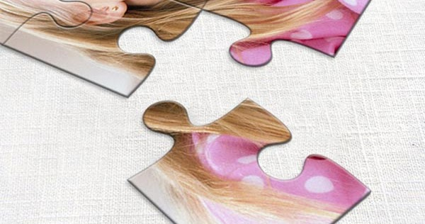 DesignEasy: Free Puzzle Pieces Actions For Photoshop and Elements
