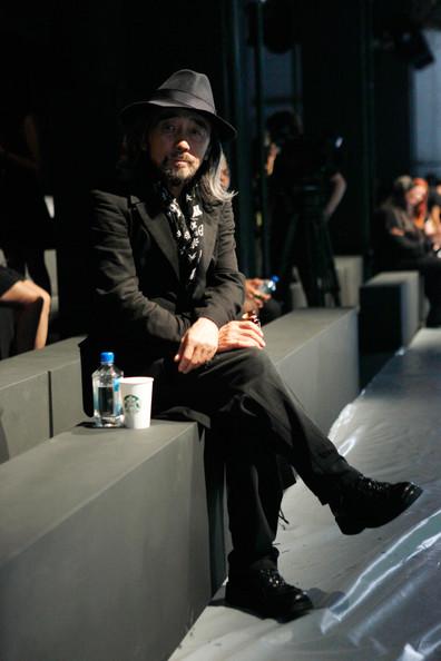 Fashiondella: Yohji Yamamoto