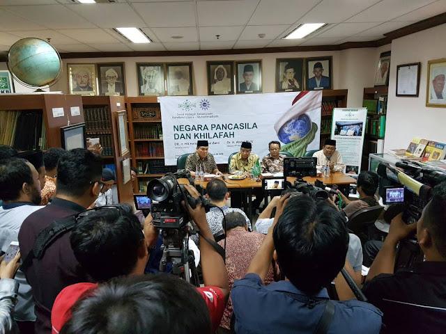 NU dan Muhammadiyah Terus Menjaga NKRI dan Kebhinekaan Indonesia, Tolak Khilafah