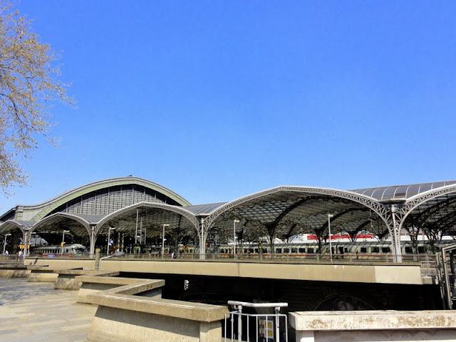 Região da Estação Central