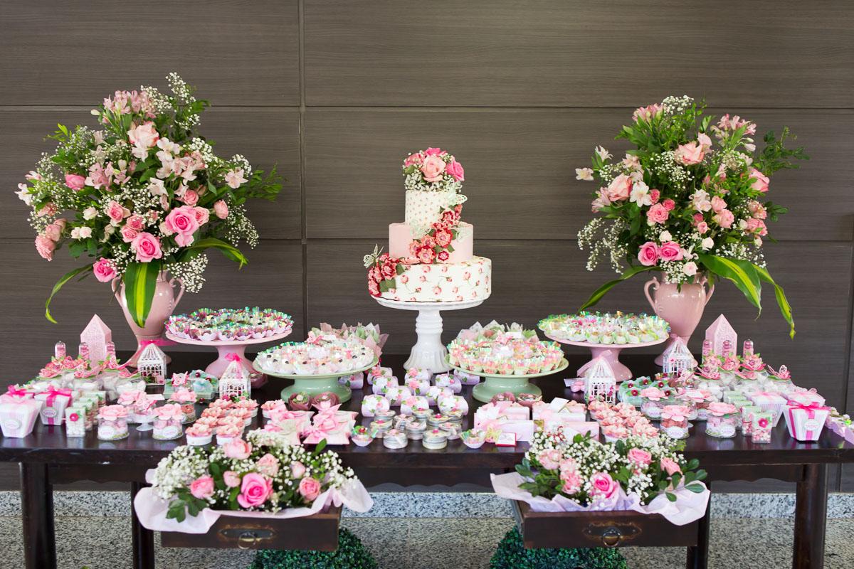 Flores De Aniversario: Ateliê Flores & Amores : Aniversário Tema Floral/ Jardim