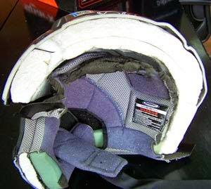 Cara mencuci Helm INK dengan bersih dan Harum