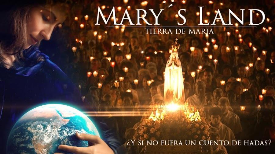 Poster película tierra de María