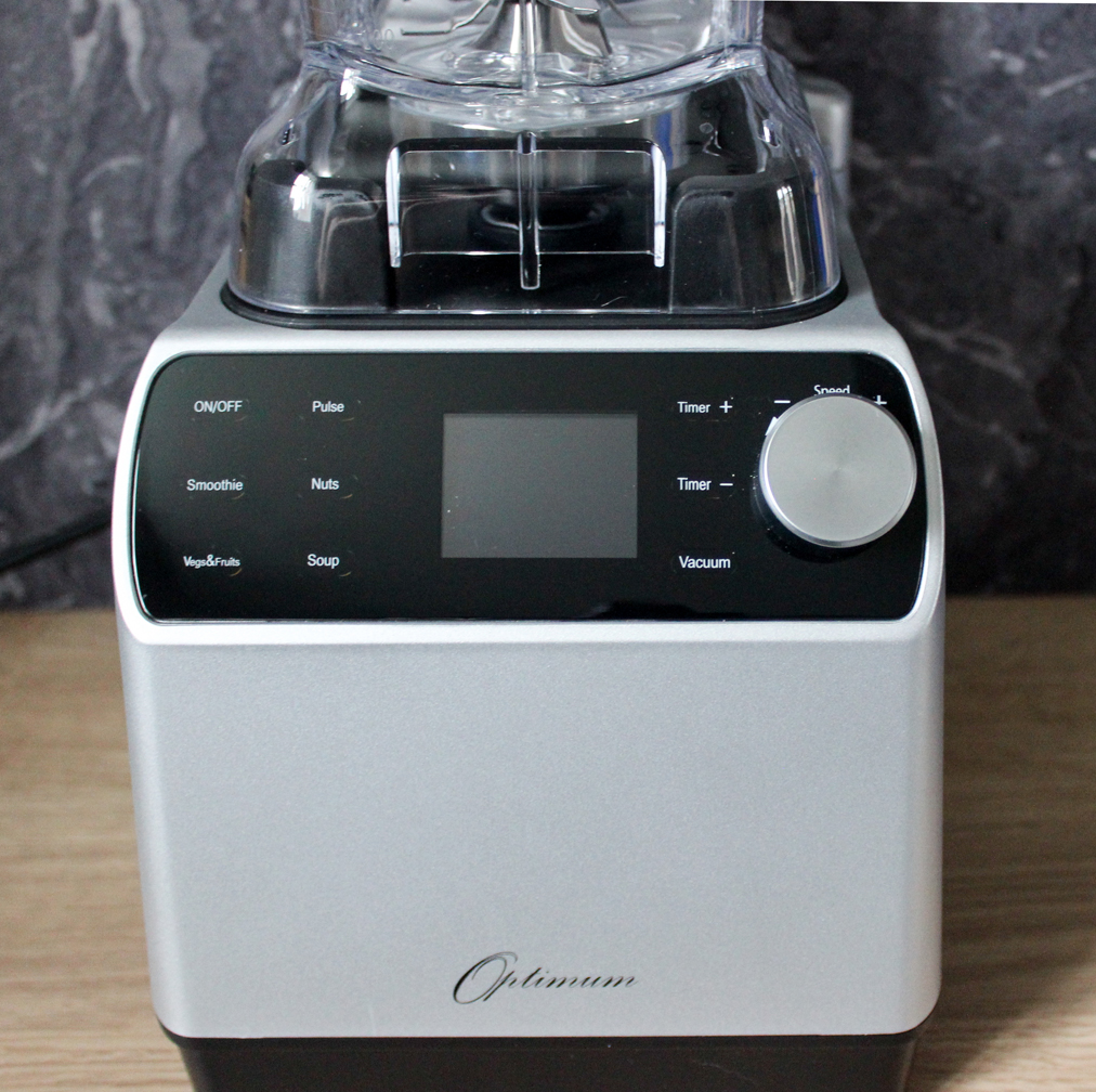 Optimum Air Blender Controls