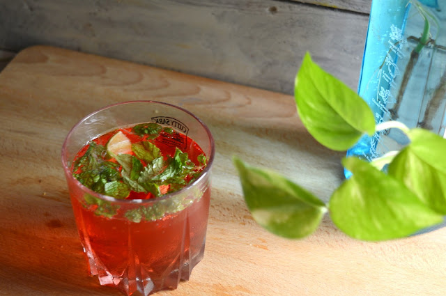 Roofhafza Mojito | how to make mojito